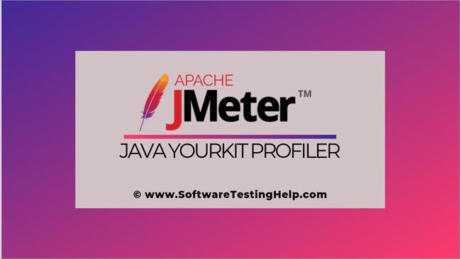 Java YourKit Profiler in JMeter