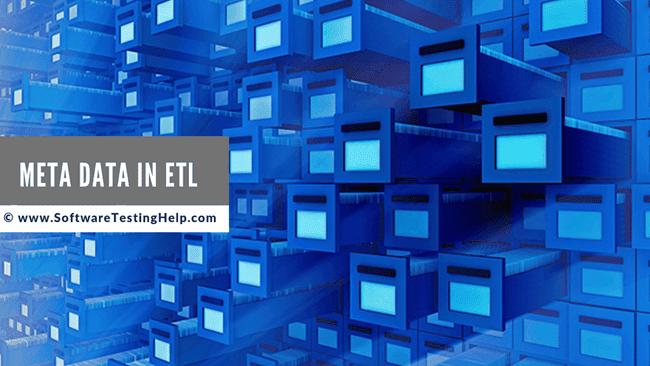 MetaData in ETL