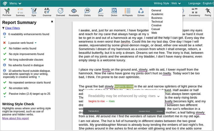 Giving a helping hand essay