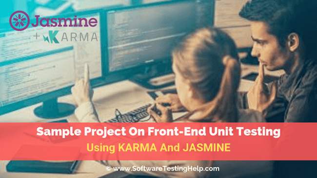Sample Project On Front-End Unit Testing