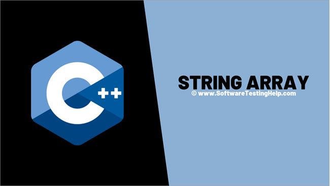 String Array c++