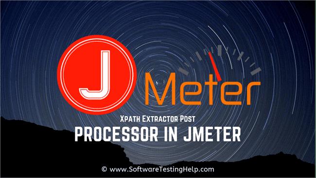 Xpath Extractor Post-Processor in JMeter