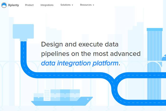 Xplenty Platform