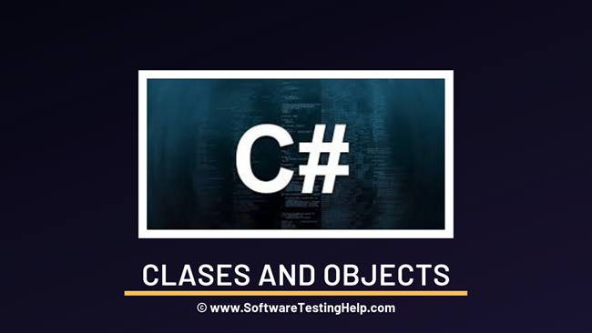c# classes and objects