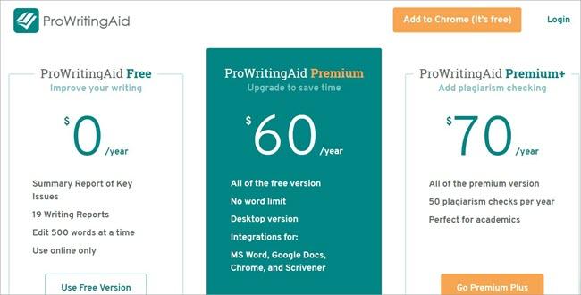 prowritingaid-pricing