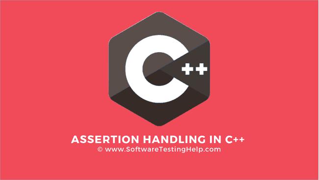 Assertion handling in C++
