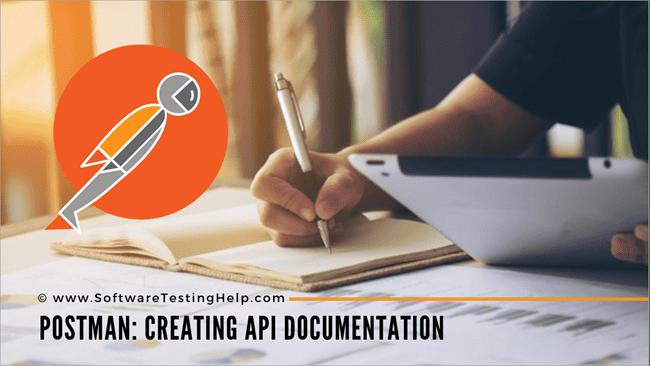 Postman - Creating API Documentation
