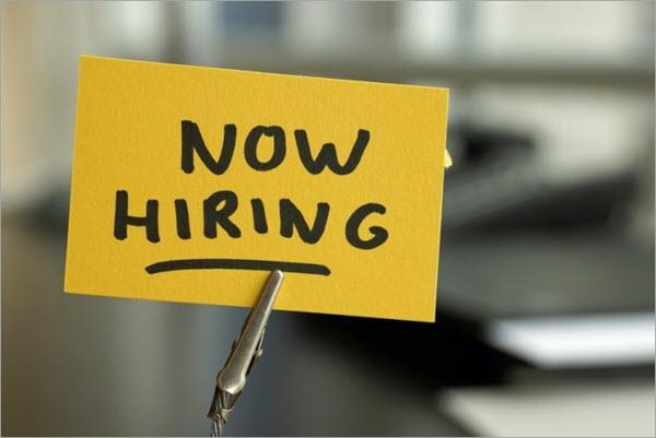 Reason for hiring