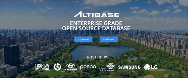 Altibase Enterprise Hybrid database