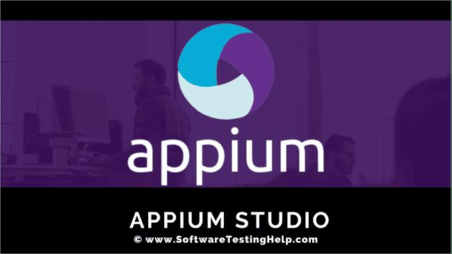 Appium Studio