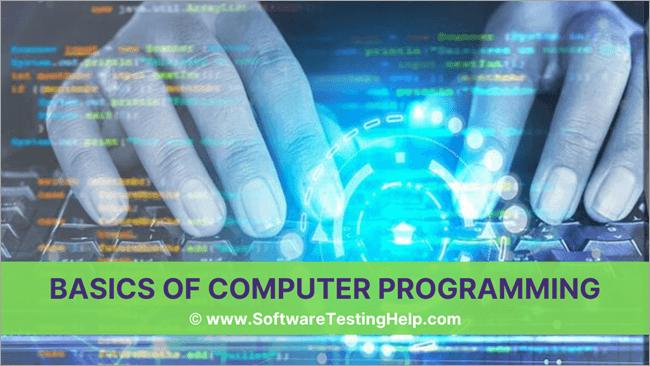 Основы компьютерного программирования