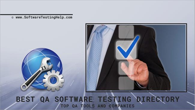 Best QA Software Testing Directory