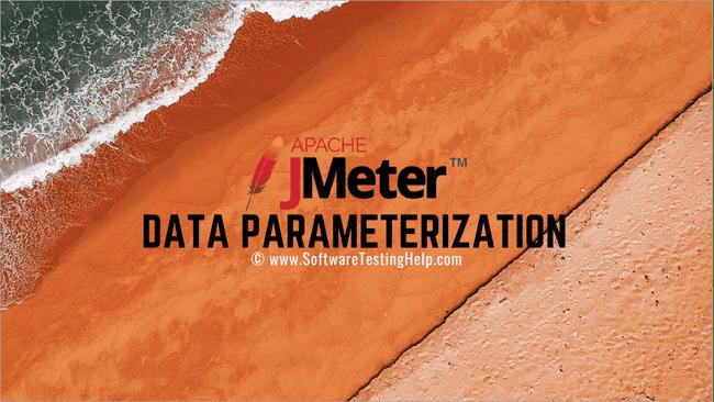 Data Parameterization in JMeter