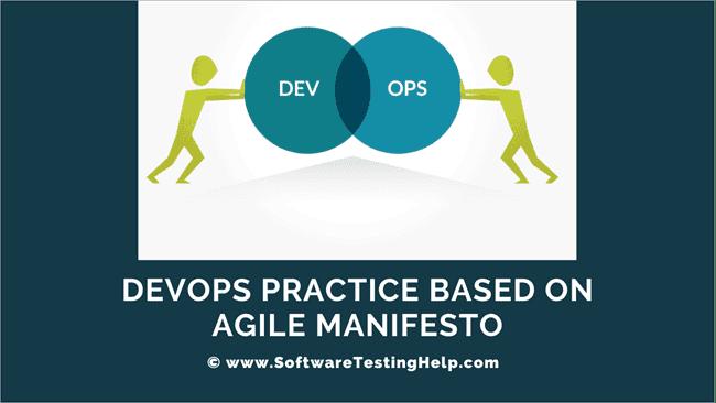 DevOps Practice Based On Agile Manifesto