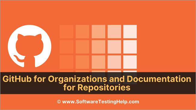 GitHub for Organizations