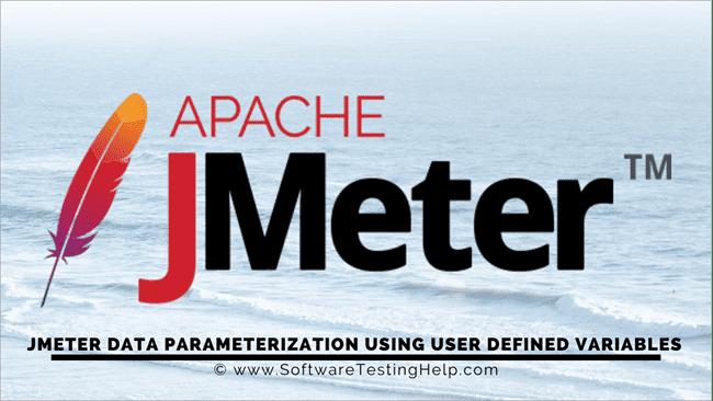 JMeter Data Parameterization