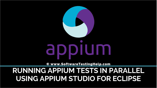 Running Appium Tests in Parallel Using Appium Studio for Eclipse1