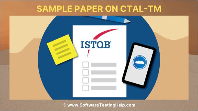 Sample Paper on CTAL-TM