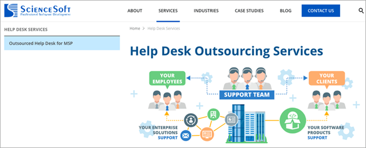 Top 10 Best Help Desk Outsourcing Service Providers 2019