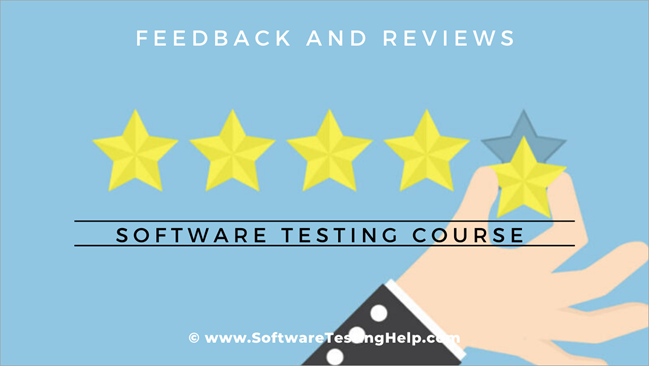 Software Testing Course Feedback and Reviews