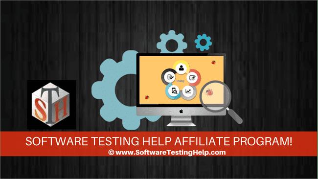 Software Testing Help Affiliate Program!