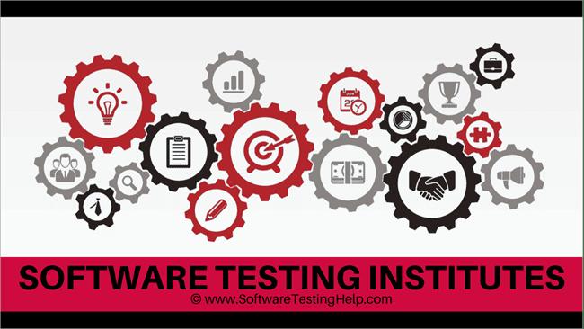 Software Testing Institutes