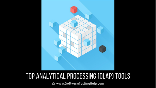 Top Analytical Processing (OLAP) Tools
