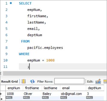 Updating Single Column_Before_Change