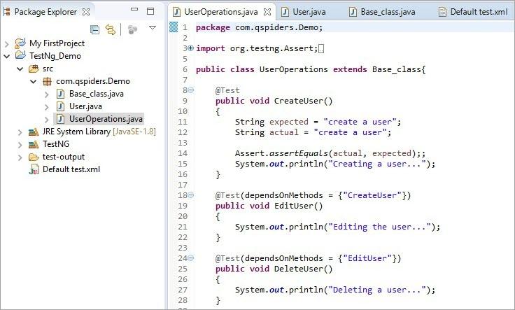 UserOperations.java
