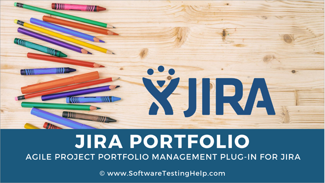 Agile Project Portfolio Management Plug-in for JIRA