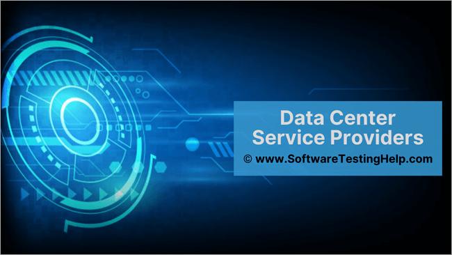 Data Center Service Providers