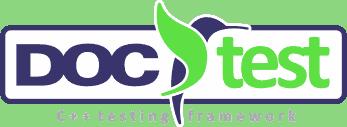 Doctest Logo