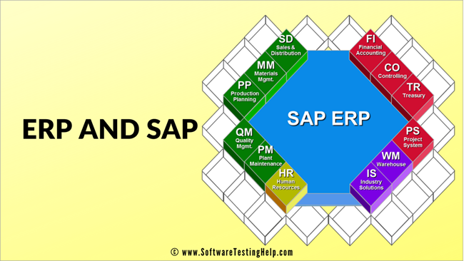 SAP and ERP
