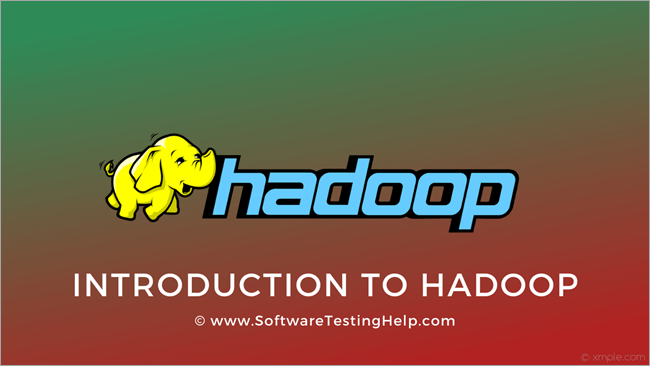 Apache Hadoop Tutorial