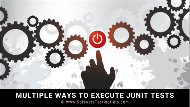 Multiple Ways to Execute JUnit Tests