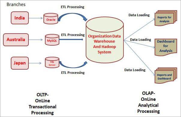 Organization Data WareHouse