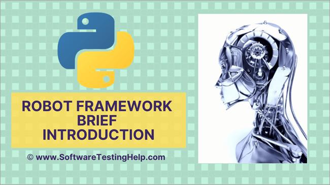 Robot Framework Tutorial