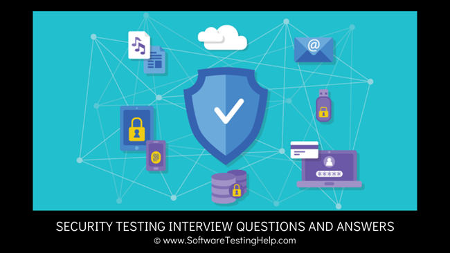 Security Testing Interview Questions and Answers