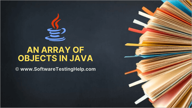 Array of Objects in Java