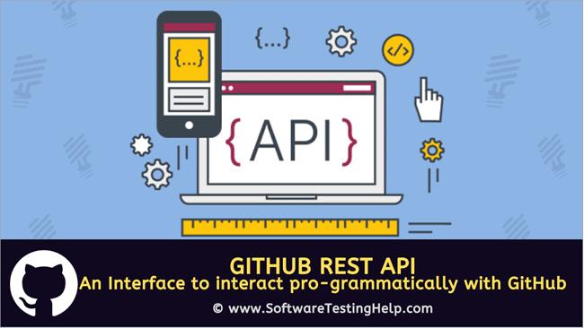 GitHub REST API