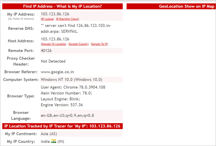 IP-tracker-dash