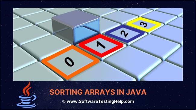 Sort Arrays in Java