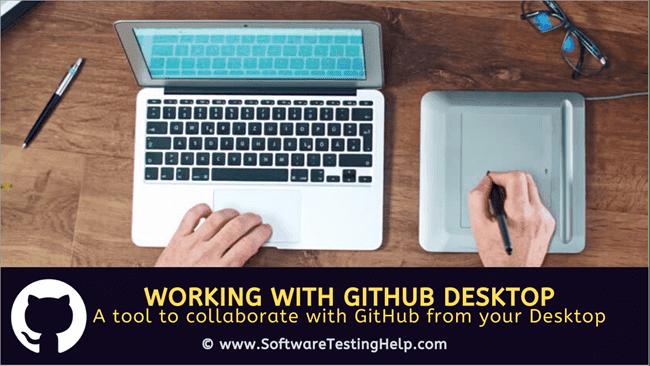 Working with GitHub Desktop