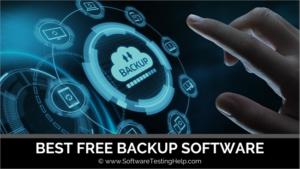 Best Free Backup Software