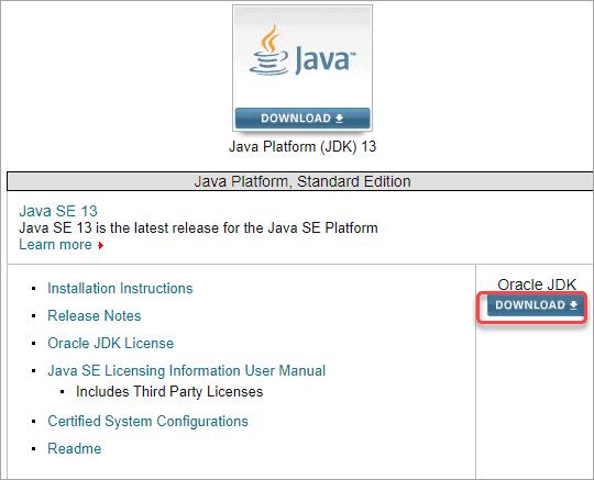 Java 64-bit Download