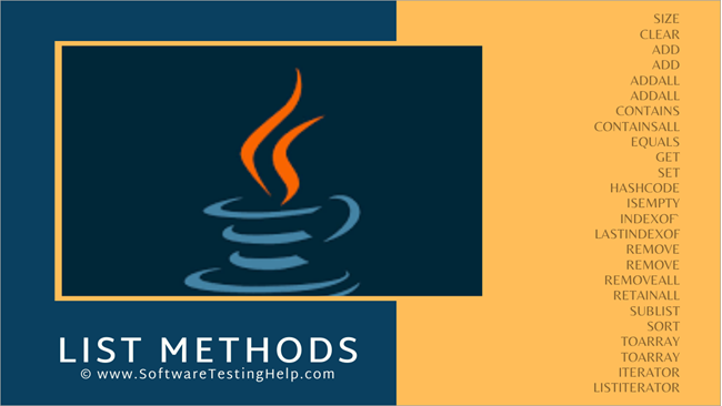 List Methods