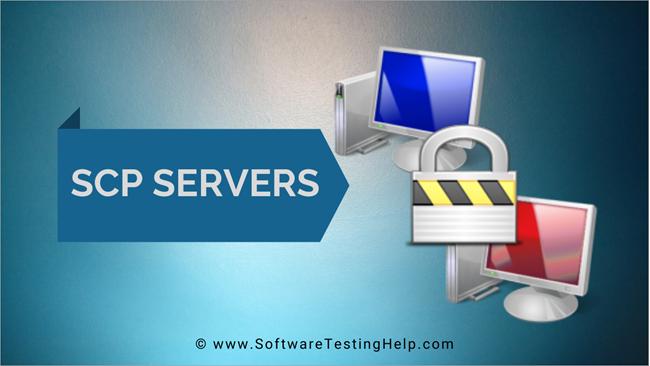 SCP Servers