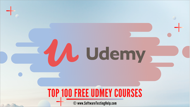 Top 100 Free Udmey Courses