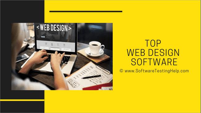 Top Web Design Software