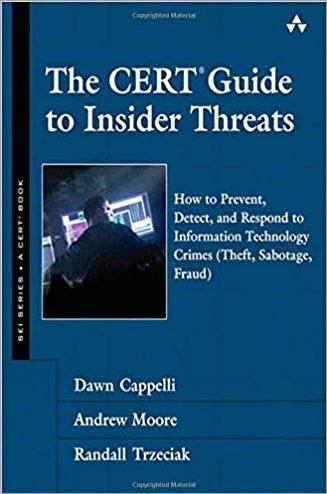 CERT Guide to Insider Threat